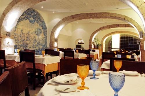 Restaurant Lisboa à noite
